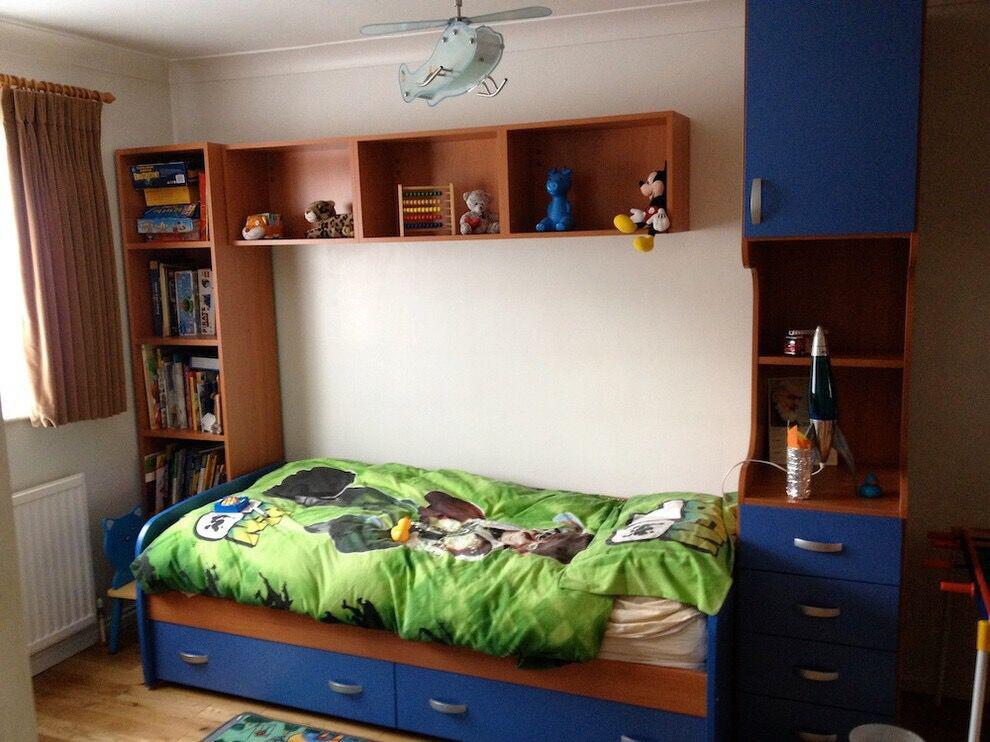 装修一个好看的儿童房的秘诀
