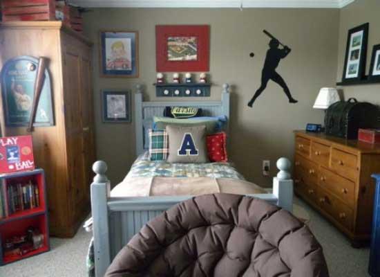 男孩儿童房间怎样布置