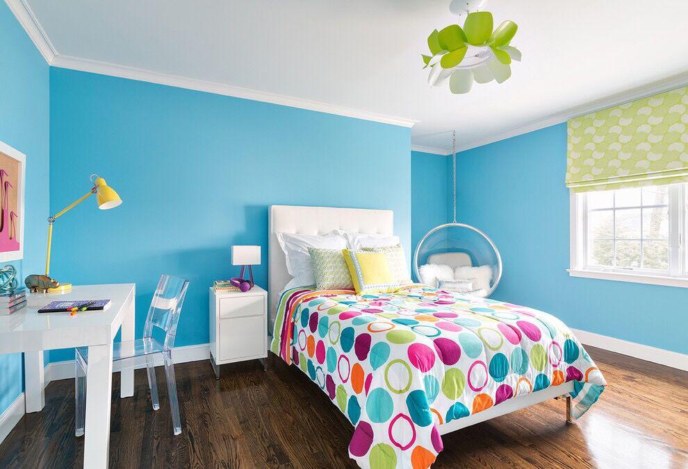 儿童房设计图片中的一些设计观点
