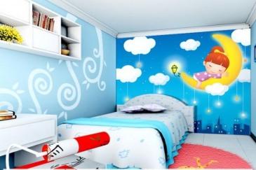 儿童房手绘怎么样 可靠吗