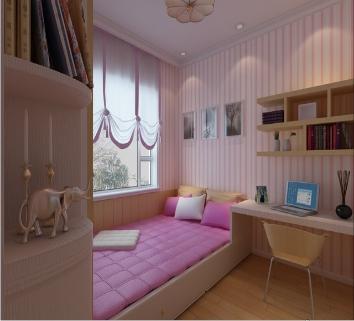 榻榻米书房设计图片 让书房更有情调
