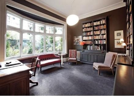 精致书房设计 书房装修效果图大全2015图片
