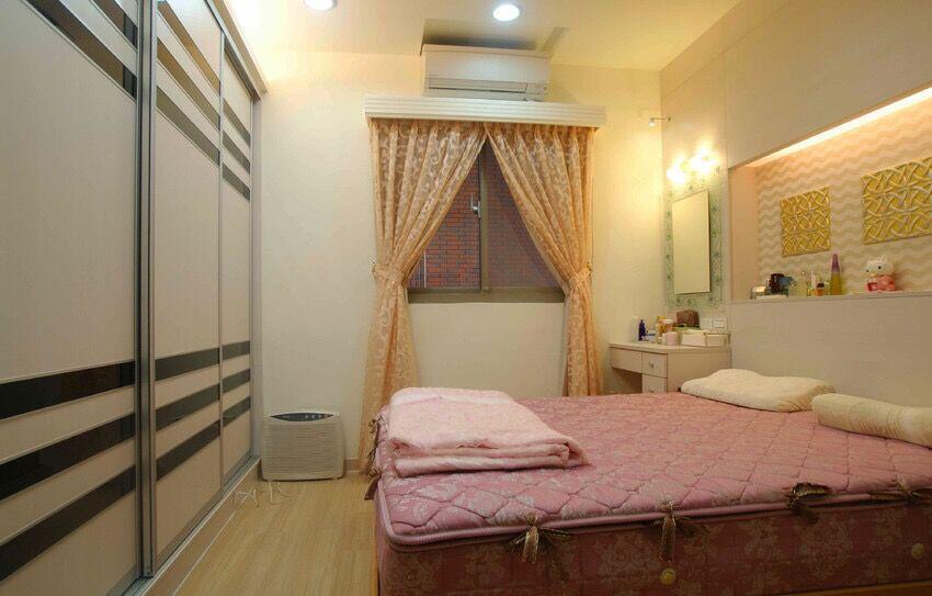 不同样式的公主卧室装修图