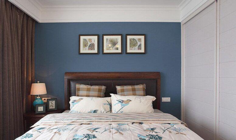卧室里面应该采用什么样的壁纸