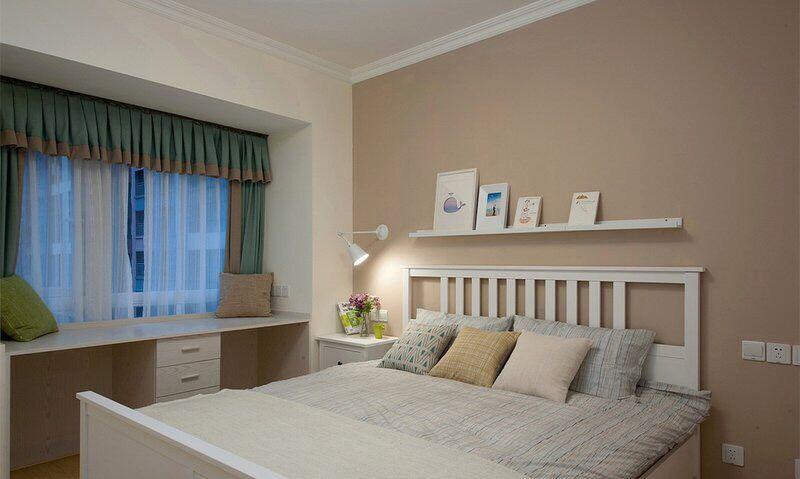 卧室里面应该使用什么样的壁纸