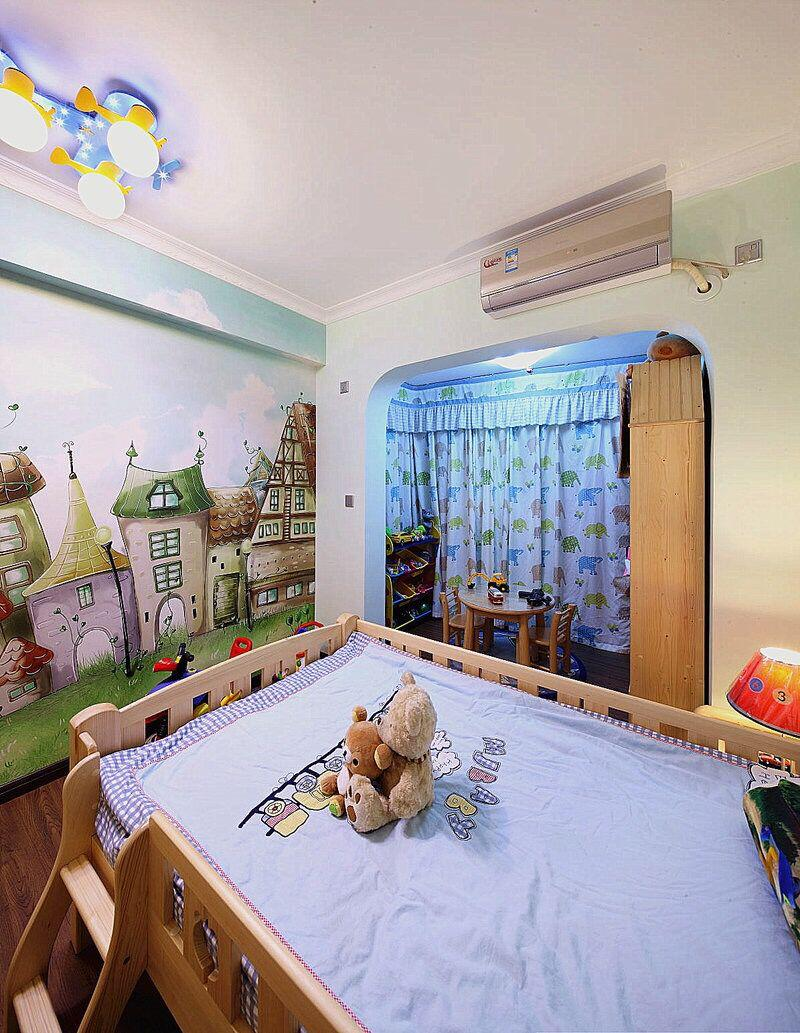 儿童卧室怎样装修设计最好看