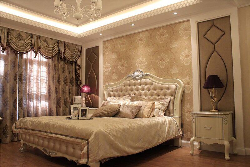 卧室内部装修参考效果图