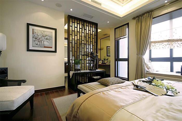 客厅和卧室之间使用什么样的隔断