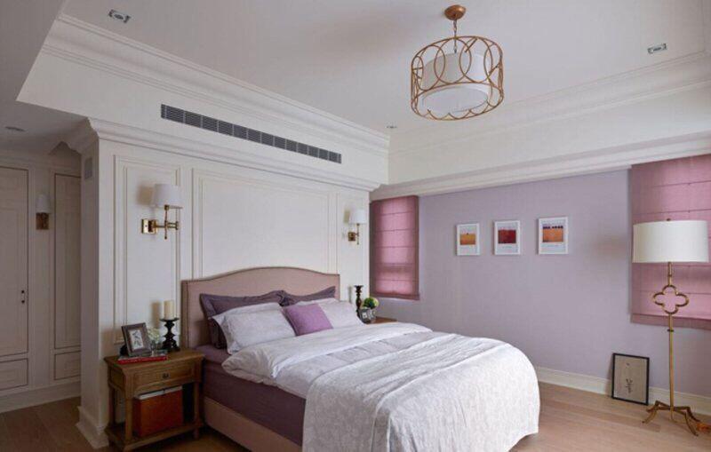 不同风格的卧室装修图片