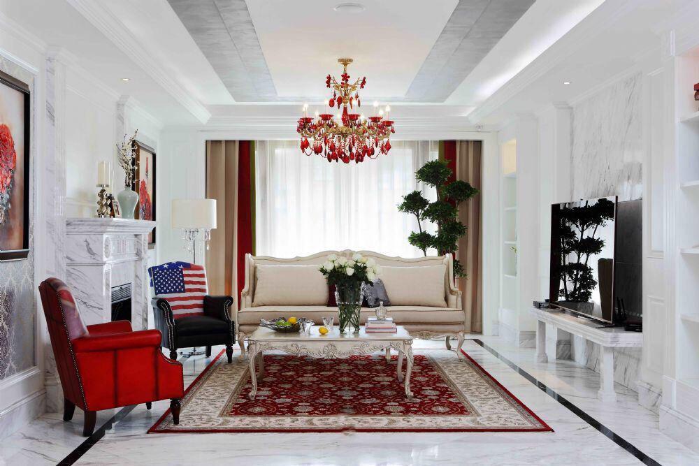 装修客厅可以参考哪些效果图