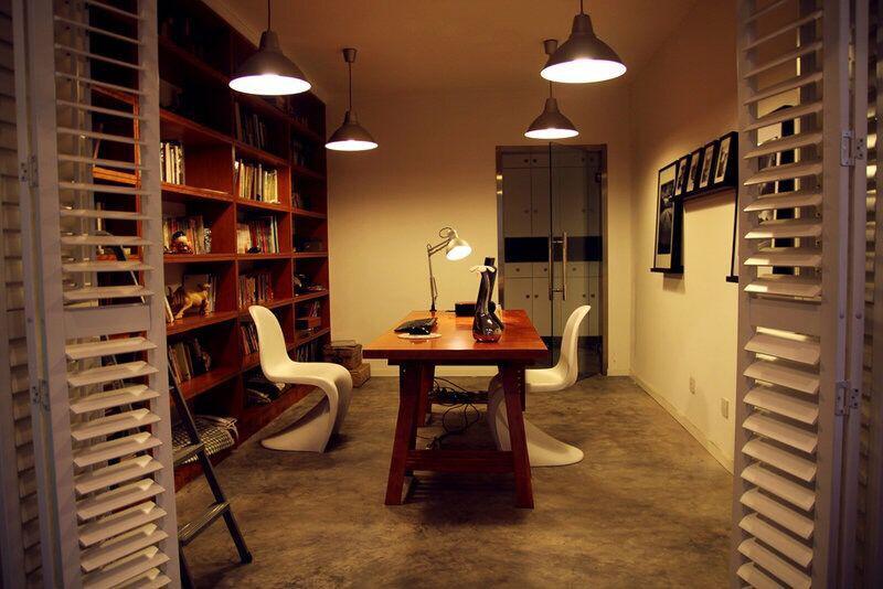 书房和卧室装修出来不同的风格