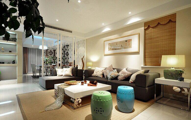 2015年有哪些好看的客厅装修效果图