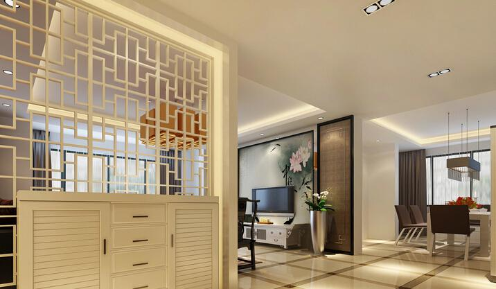巧用家装客厅隔断技巧 让房子变得更宽敞