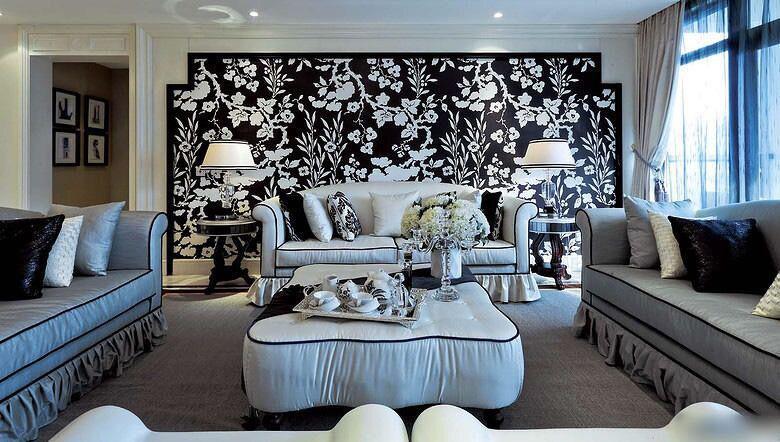 客厅怎样装修出现代风格的效果