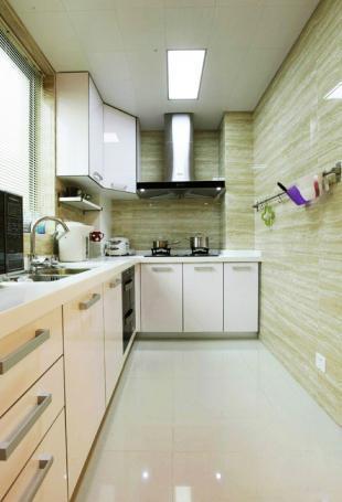 厨房装修图片的各种风格效果图