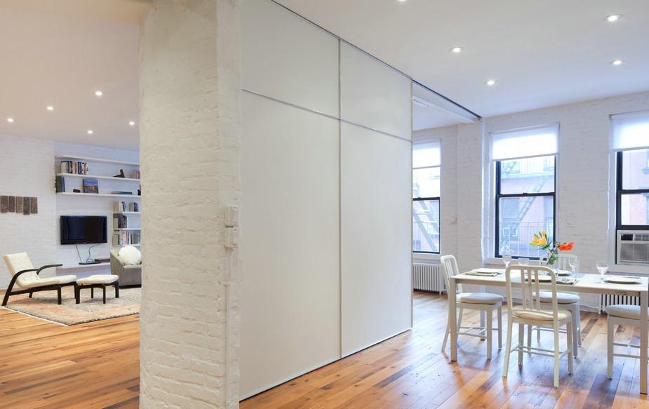 几款客厅隔断柜的优点 点亮你的房屋氛围