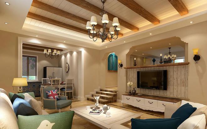 打造最引人注目的独特客厅