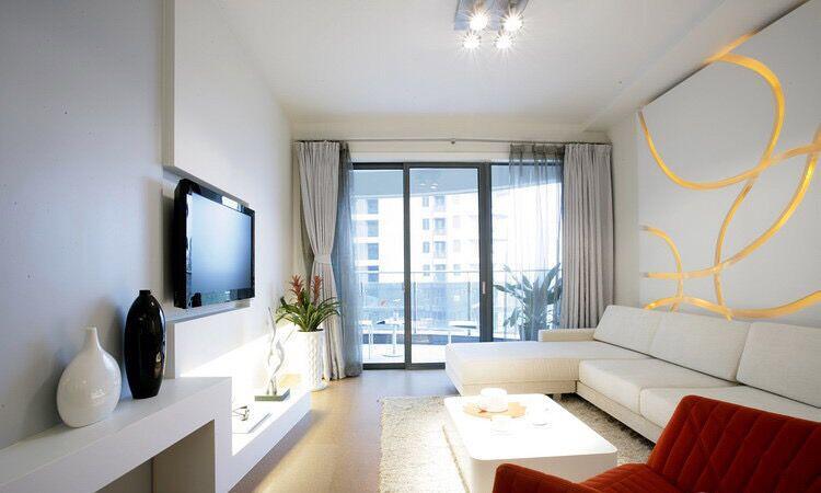 不同样式风格的客厅装修效果图