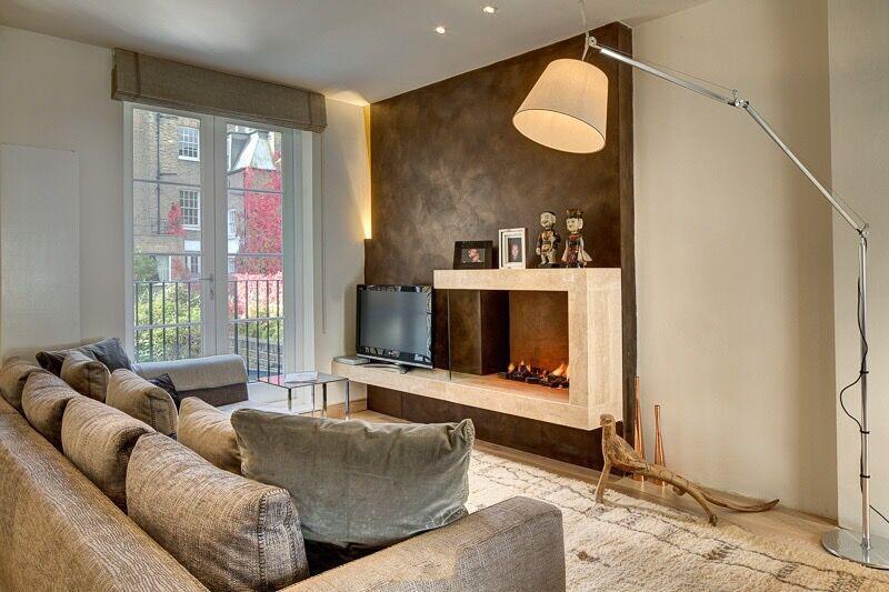 客厅打造出不同类型的电视背景墙