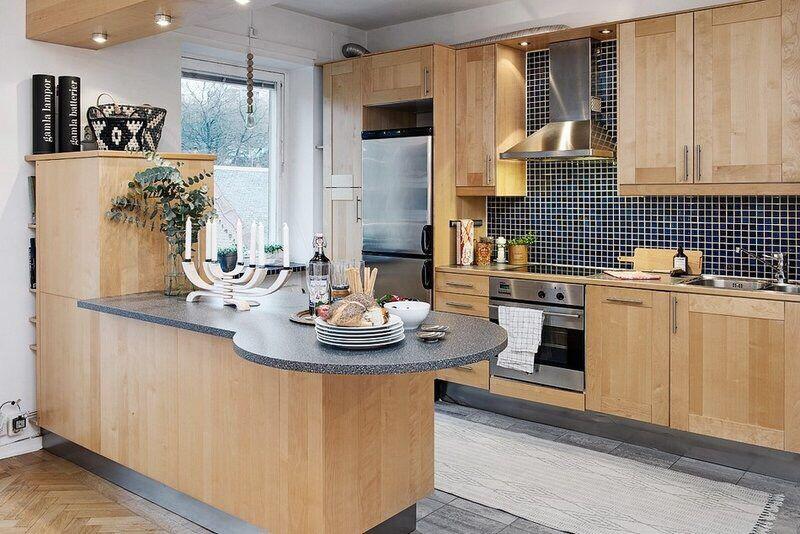 厨房装修参考好看的效果图