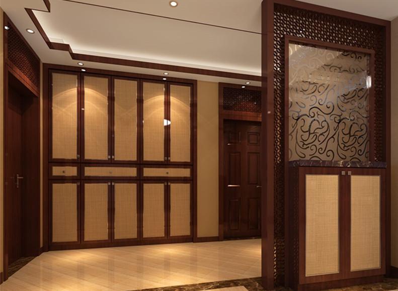 多种风格玄关设计,带你打造入门美景