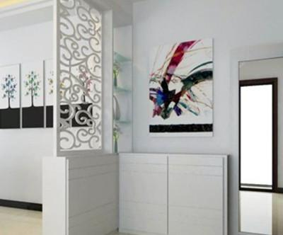 受欢迎的玄关柜设计 打造出彩玄关