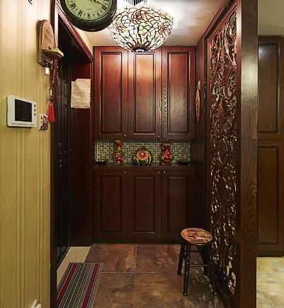 显示你装修品味的重要一步 万能玄关柜