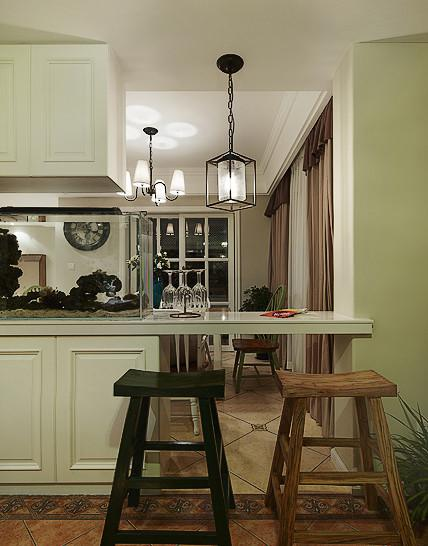 巧妙厨房玄关设计 使家庭别具一格