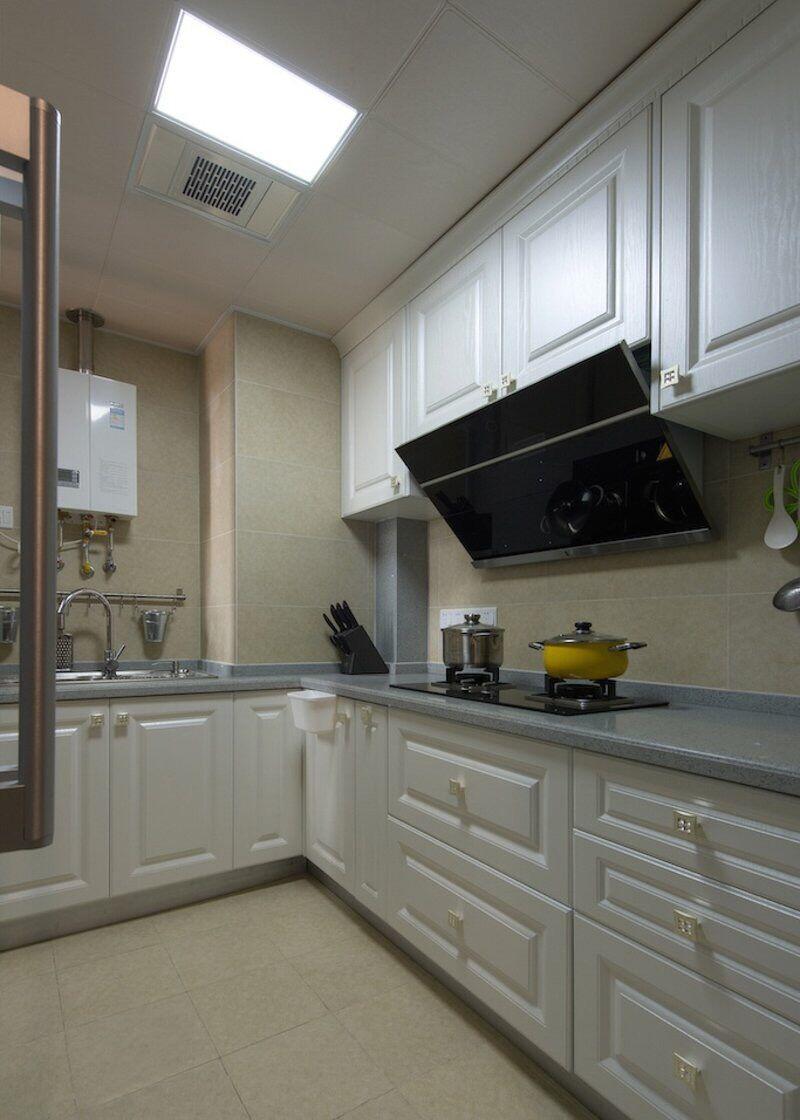 漂亮大方的厨房设计图