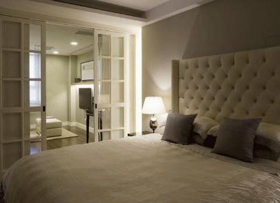 给你一个完美私人空间,卧室推拉门设计
