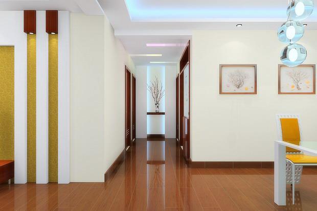 精心设计的玄关门厅柜装修展示图
