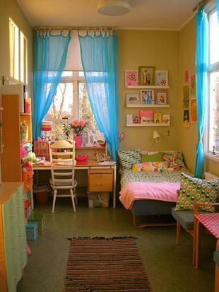 儿童房间装修风格,你爱哪一种