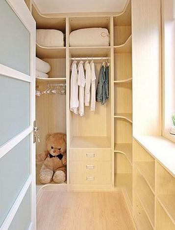 主卧卫生间改衣帽间方便你的生活