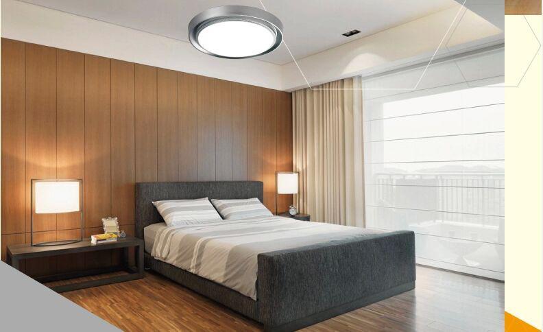 卧室灯具,带给你的不同感受