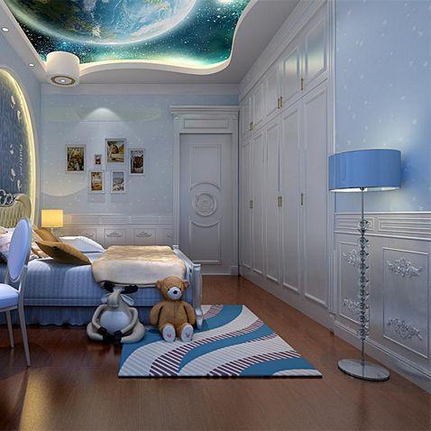 儿童房要用什么样的照明灯