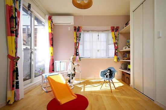 小户型儿童房设计应该注意什么