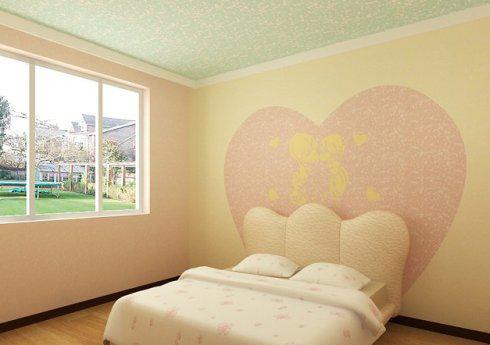 硅藻泥儿童房
