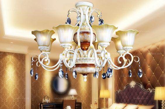 常见的卧室灯具装修风水