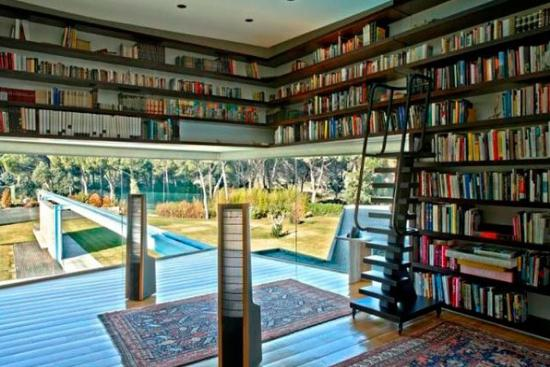 无限创意的书房