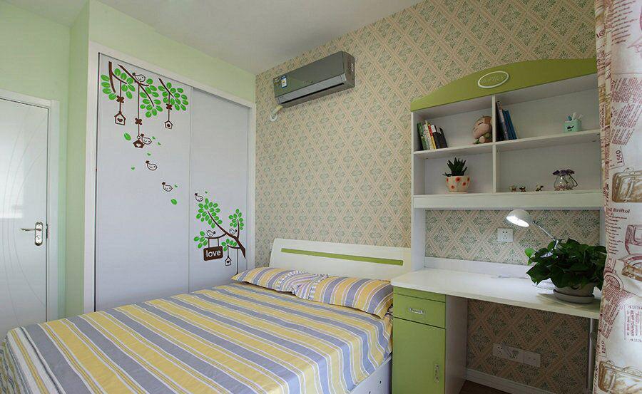 【设计】男孩儿童房设计的几点建议