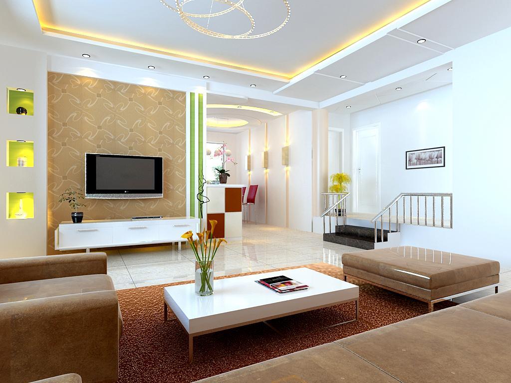 简欧装修设计 风格各异的客餐厅效果