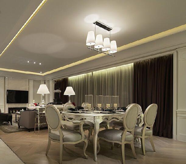 客厅餐厅吊顶