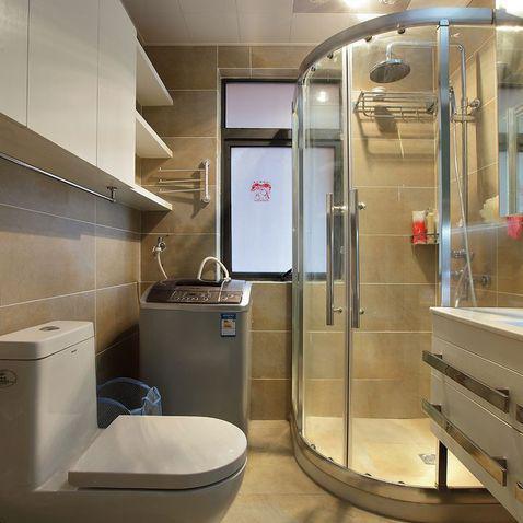 教您布置卫生间淋浴房