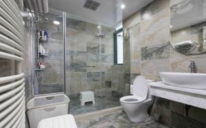 卫生间瓷砖颜色决定家装风格