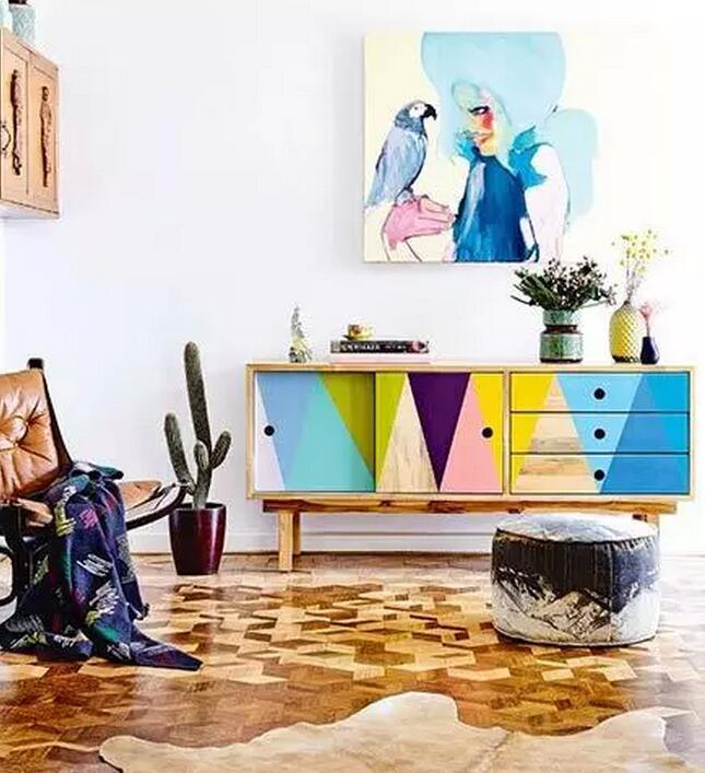 实用又美丽的客厅搭配大法