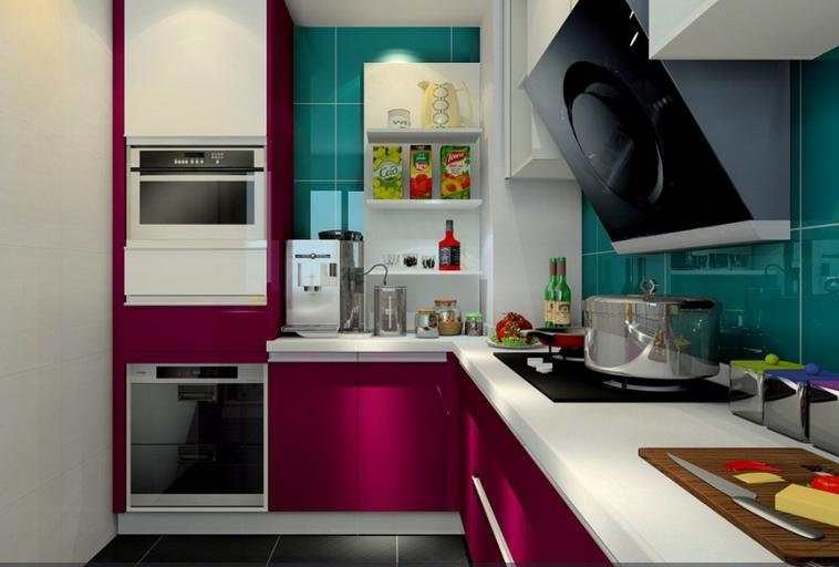 厨房巧装修 顽固污渍一扫而净