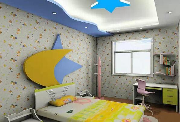 儿童房搭配小技巧