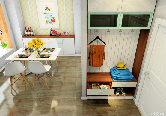 玄关设计 提高空间利用