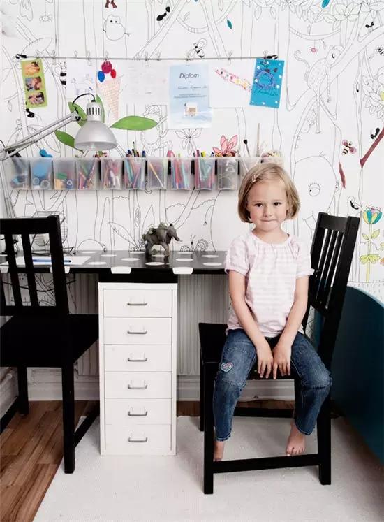 熊孩子们的书房 创意满满无限童趣
