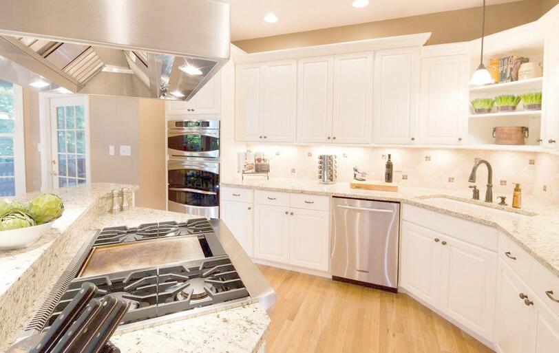 如何按照厨房装修添置设备